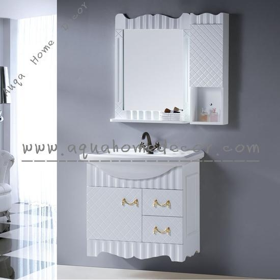 aq 3016 solid wood bathroom cabinet