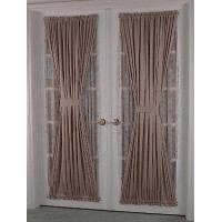 Wholesale Our Fine Products Designer Series Beautiful Double Curtain Designer Series Beautiful Double Curtain from china suppliers