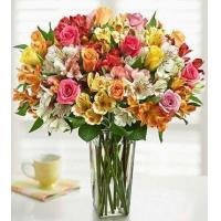 Wholesale Assorted Roses and Peruvian Lilies from china suppliers