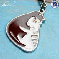 Wholesale PROMOTIONAL GIFT HOT LOVELY ANIMALS CAT KEYCHAIN KEYHOLDER from china suppliers