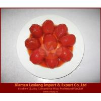 Wholesale canned vegetables Product name:canned whole peeled tomato in own juice from china suppliers