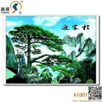 Wholesale 3D Landscape Pictures of Welcoming Pine, A1001 from china suppliers