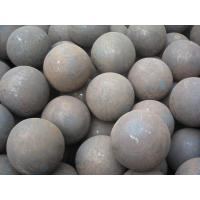 Wholesale 1-6inches forged grinding ball/grinding steel ball/grinding mill ball for ball mill from china suppliers