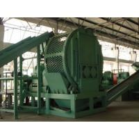 Wholesale Scrap Tyre Crumb Processing Machine from china suppliers