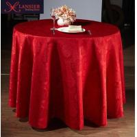 Wholesale Elegant jacquard wedding table cloth from china suppliers