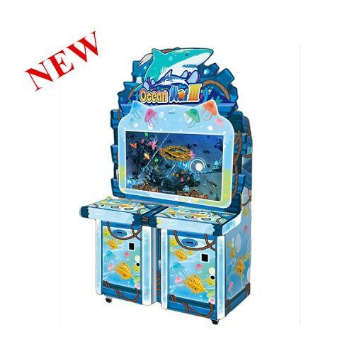 Fishing game machine fish fork master video redemption for Fish game machine