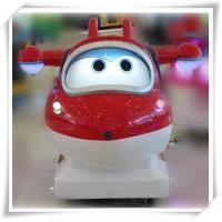 Wholesale Cartoon Super Wings kiddie rides game machine from china suppliers
