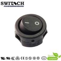 MR5-110-R5N-BBWC-3 2 pins on-off SPST round mini rocker switch for sweeping machine
