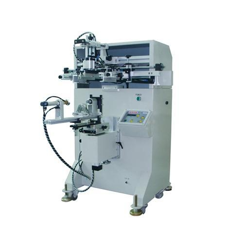 cylindrical screen printing machine