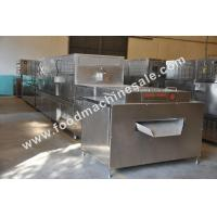 Snack Making Machine Microwave Food Drying Machine