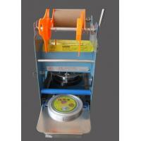 Wholesale Food Packing Machine Manual Bubble Tea Cup Sealer from china suppliers
