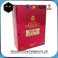 Wholesale Wholesale Paper Wine Box from china suppliers