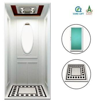 Cr9 Car Decoration For Safety Small Home Lift Residential