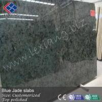 Wholesale Blue jade stone, polished slabs from china suppliers