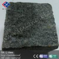 G612 blue natural stone cube