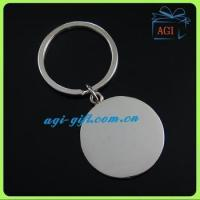 Wholesale round metal keyring from china suppliers