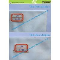 Wholesale 1288 Polypropylene filament satin cloth from china suppliers