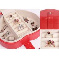 Wholesale Leather Case leather jewellery box onlin Jewelry Case THD-07 from china suppliers