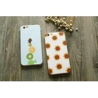 Wholesale Wonderful sunflower grizzly bear Solid 3D digital color printing phone cases for iphone5 from china suppliers