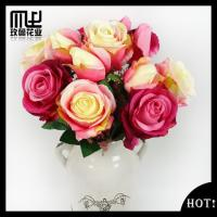Wholesale Small bouquet 12 heads rose-MR21054 from china suppliers