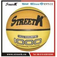 Wholesale Ball Rubber Basketball/Classical Basketball/Good Design from china suppliers