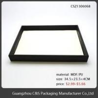 Wholesale new type customize jewelry display tray with department from china suppliers
