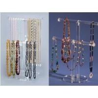 Wholesale T Bar Acrylic Necklace Display from china suppliers