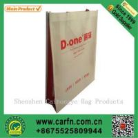 Customer custom printed non-woven fabric bag