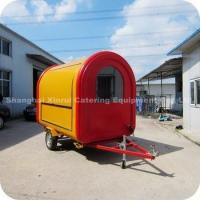 Wholesale 2013 Multi-Function Mobile Fruit Orange Juice Meats Food Kiosk Bar XR-FC250 B from china suppliers