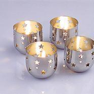 Wholesale Stainless Star Candlestick from china suppliers