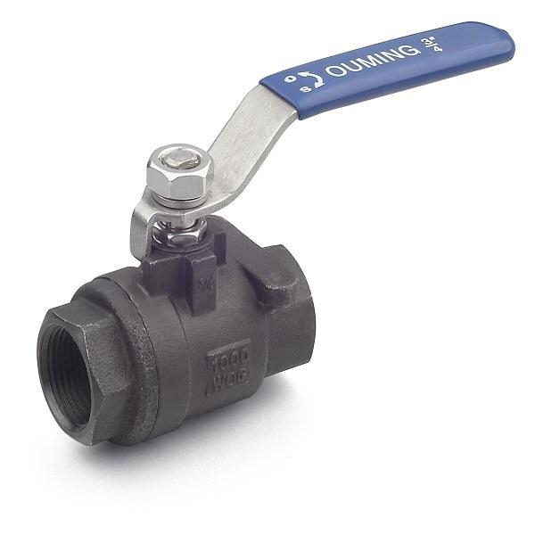 Pc carbon steel ball valve images