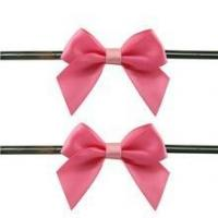 Wholesale 2015 gift decoration satin ribbons bow from china suppliers