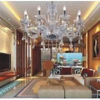 Maria Theresa candle lamp 2014 modern high quality crystal candle lamp ceiling droplight DY 3039-8