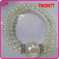 Wholesale wholesale pearl bracelet fashion girls bracelet band from china suppliers