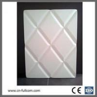 Wholesale Geometric modeling PVC membrane door for cabinet from china suppliers