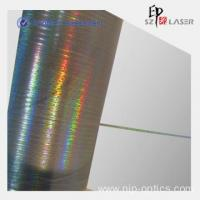 35 micron Gold Holographic Metallic Yarn For Clothing