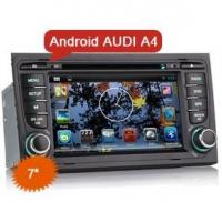China Erisin ES9784A 7 Android 4.2 Car DVD GPS SAT NAV AUDI A4 S4 RS4 8E 8F B9 B7 SEAT EXEO on sale
