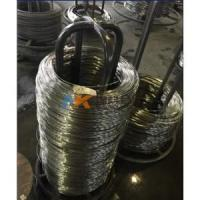 NiCr resistance heating alloys