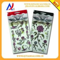 Wholesale Water transfer body temporay tattoo art sticker and water transfer tattoo sticker from china suppliers