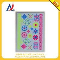 Quality Fluorescent colors temporary tattoo and beatiful waterproof body tattoo stickers
