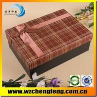 Wholesale paper box for apple gift from china suppliers