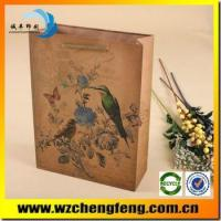 Wholesale Luxury Shopping Paper Bag for gift from china suppliers
