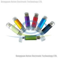 China Patent high quality USB flash drive with OTG for mobile phone on sale
