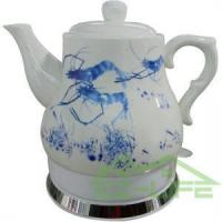 China A016-6 Ceramic Electric Kettle 1.5L wholesale