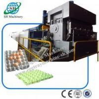 Wholesale 8 Platens China Hot Selling Recycling Waste Paper Egg Tray Machine SHZ-3600 from china suppliers