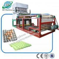Wholesale 8 Platens Professional Chicken Egg Trays Machine for Egg Carton SHZ-3600 Factory Supplier from china suppliers