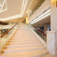 Wholesale Stone Stairs Golden Spider Marble Sta from china suppliers