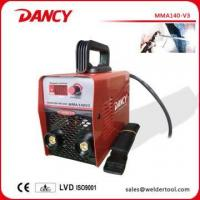 Welding machine family or small repair shop use MMA140 pocket size IGBT welder