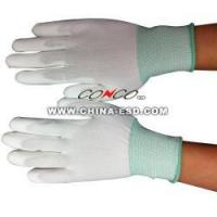Wholesale ESD Nylon PU Finger Fit Gloves from china suppliers