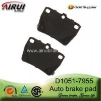 Wholesale D1051-7955 Rear Brake Pad for 2004 Year Toyota RAV4 from china suppliers